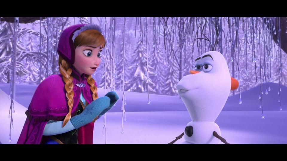 Disney's Frozen – On Digital HD Now and Blu-ray Mar 18