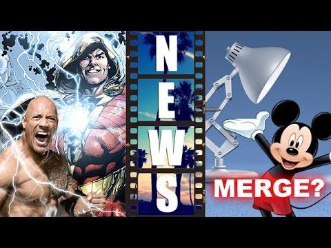 Dwayne Johnson is Shazam, gets Shazam Movie! Disney Animation vs Pixar?! – Beyond The Trailer