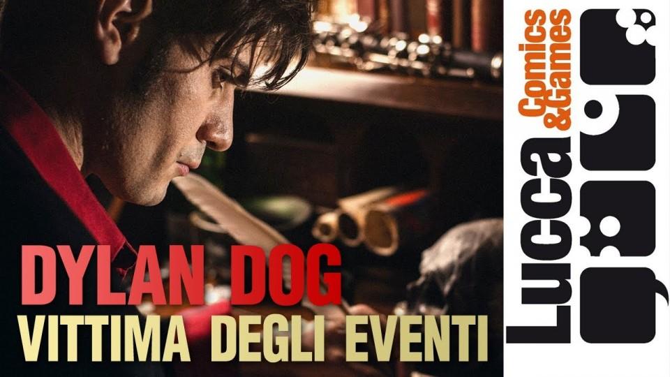 Dylan Dog Vittima degli Eventi – Anteprima (Lucca Comics 2013)