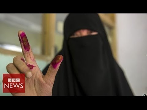 Egypt extends vote by a day – BBC News