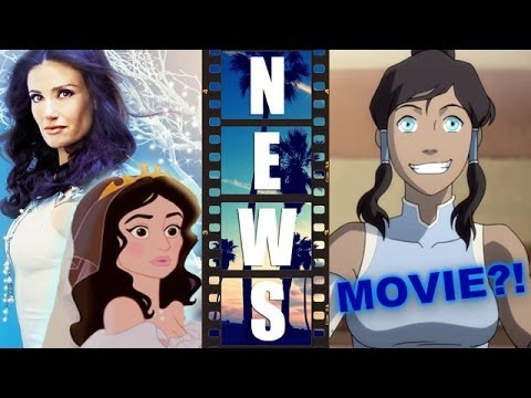 Enchanted 2 with Frozen's Idina Menzel?! The Legend of Korra Movie?! – Beyond The Trailer