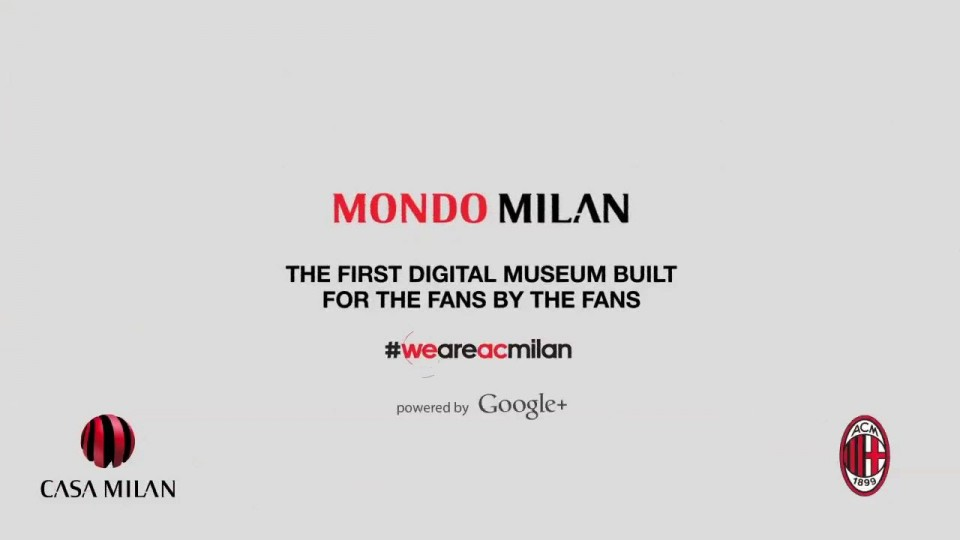 Enter in the red&black history, discover Mondo Milan Museum | AC Milan Official