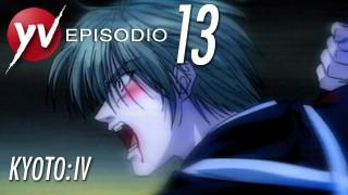 Eredi del buio – Ep. 13 – Kyoto IV  (Yamato Video)
