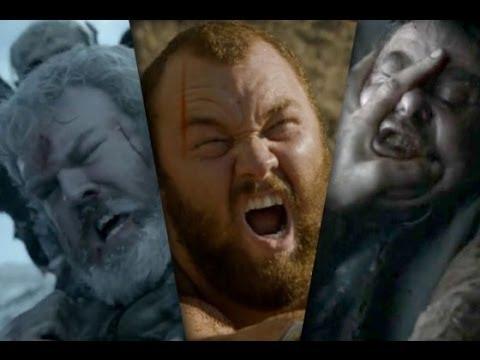 "Every Grunt on ""Game of Thrones"" Season 4"