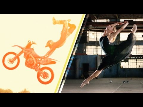 Exploring Parallels of Sport and Dance with Harry Shum Jr.