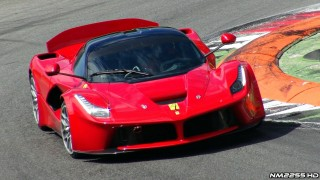 Ferrari LaFerrari XX Testing with EPIC Sound!!