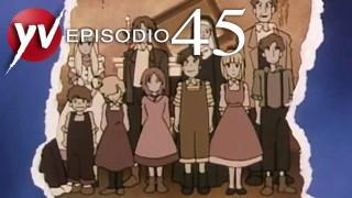 Fiocchi di cotone per Jeanie – Ep. 45 – Addio, Bessy   Yamato Video