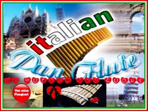 Flauto di Pan –  L'italiano (Toto Cutugno)
