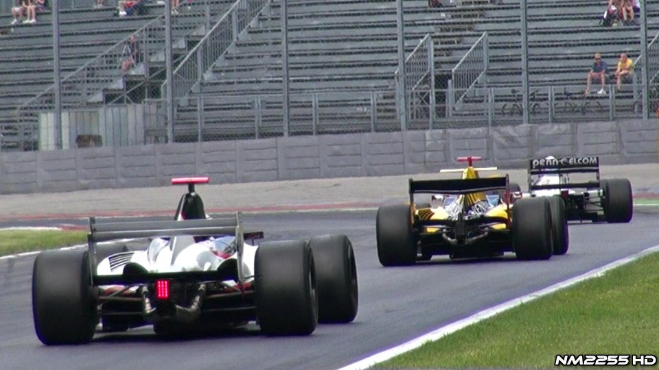 Formula Cars V10 & V8 Engines Symphony!!