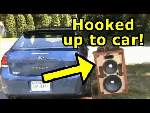 Funny Prank : Car Crash Scare Prank