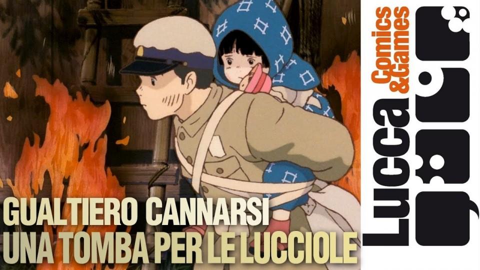 Gualtiero Cannarsi su Una tomba per le lucciole e Il mio vicino Totoro – Lucca Comics 2013