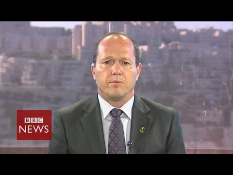 'Hamas wants to destroy Israel' says Mayor of Jerusalem Nir Barkat – BBC News
