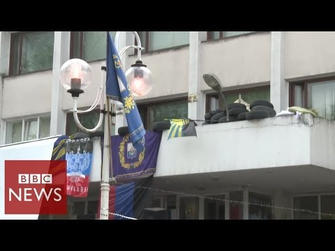 Has Mariupol building been 'liberated'? BBC News