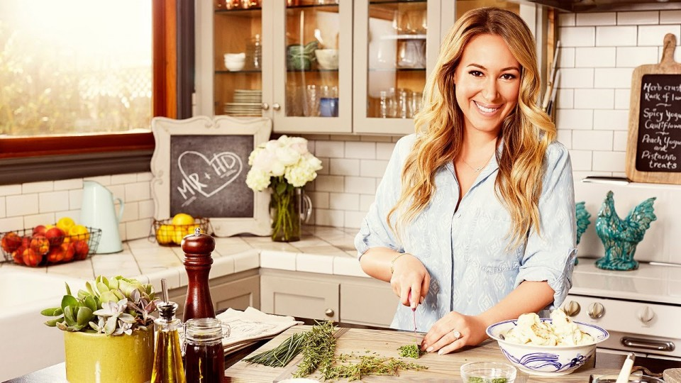 Haylie Duff Shares Her Favorite Recipes