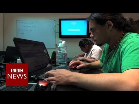 Helping people with autism find jobs in tech – BBC News