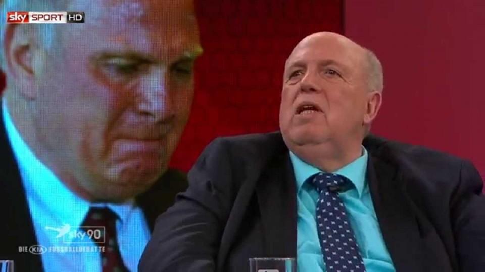 """Highlights aus Sky90, 33. Spieltag: """"Calli"""" in Rage: """"Knastbesichtigung geht zu weit"""""""