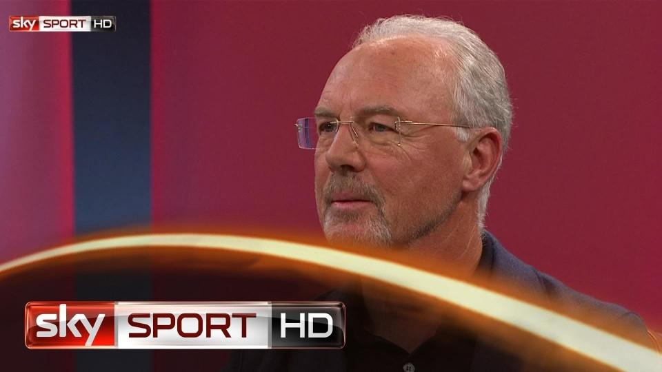 """Highlights aus Sky90 – 33. Spieltag: Beckenbauer: """"Wurde gefragt, ob ich Präsident werden will"""""""