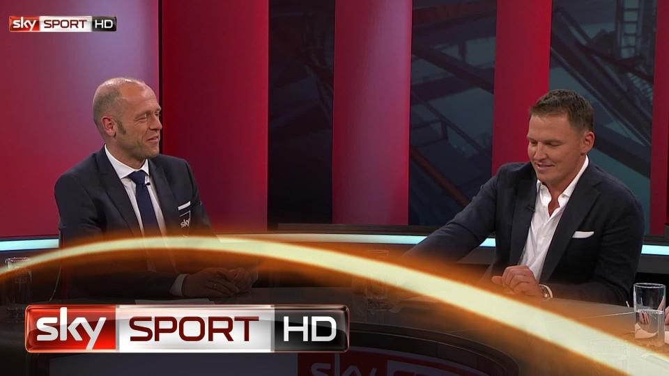 """Highlights aus Sky90, 33. Spieltag: Rost: """"Beim HSV macht jeder, was er will"""""""