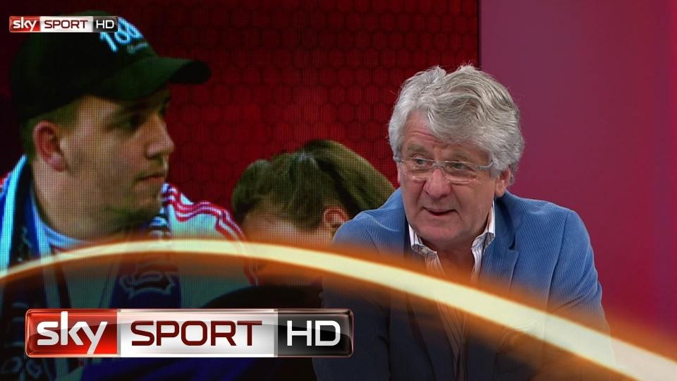 """Highlights aus Sky90 – die KIA Fußballdebatte, Reif: """"Van der Vaart kein Spieler für Abstieg"""""""