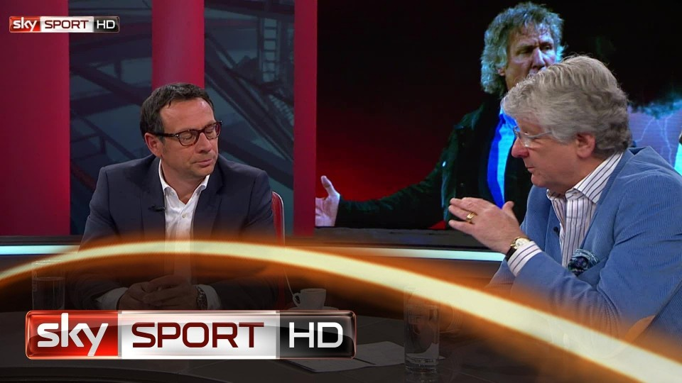 """Highlights aus Sky90 – die KIA Fußballdebatte, """"Verbeek ist von seinen Plänen nicht abgewichen"""""""