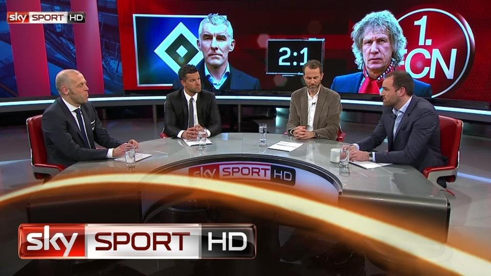 """Highlights aus Sky90 – die KIA Fußballdebatte, 25. Spieltag: """"Van der Vaart muss Rolle klar sein"""""""