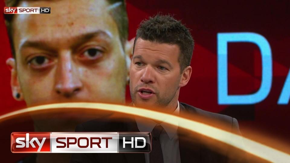 """Highlights aus Sky90 – die KIA Fußballdebatte, 25. Spieltag: """"Özil muss als Typ wachsen"""""""