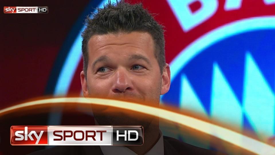 """Highlights aus Sky90 – die KIA Fußballdebatte, 25. Spieltag: Ballack: """"Kroos checkt Marktwert ab"""""""