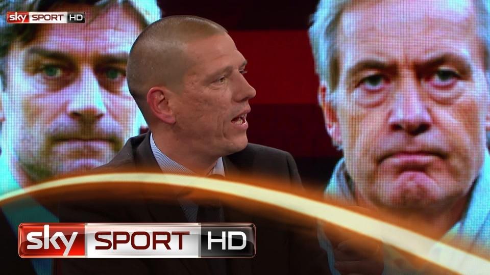 Highlights aus Sky90 – die KIA Fußballdebatte, 31. Spieltag – Ziege: Van der Vaart geht nicht voran