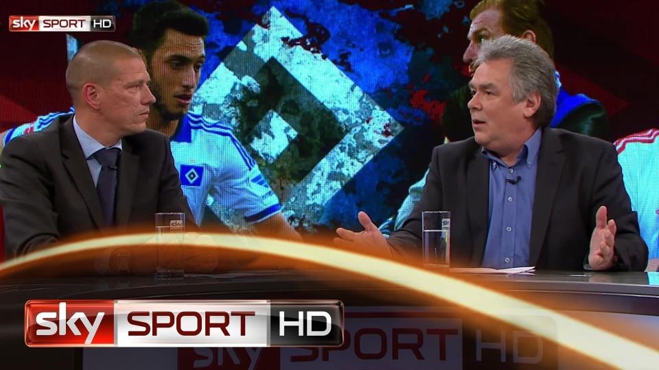 Highlights aus Sky90 – die KIA Fußballdebatte, 31. Spieltag – Matz: Beim HSV geht es bergab