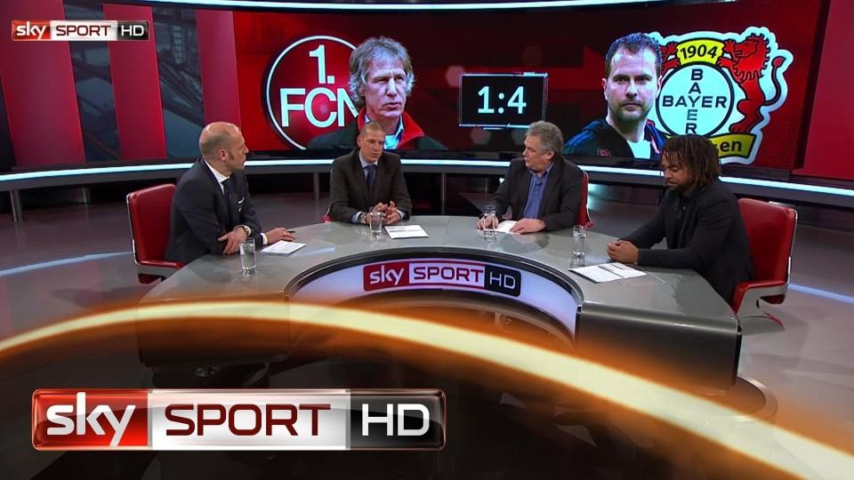 Highlights aus Sky90 – die KIA Fußballdebatte, 31. Spieltag – Ziege: Verbeek will den Druck nehmen