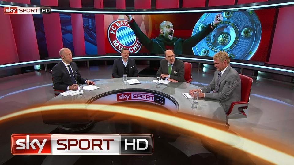 """Highlights aus Sky90 – die KIA Fußballdebatte, 28. Spieltag: """"Bayern spielen in Perfektion"""""""