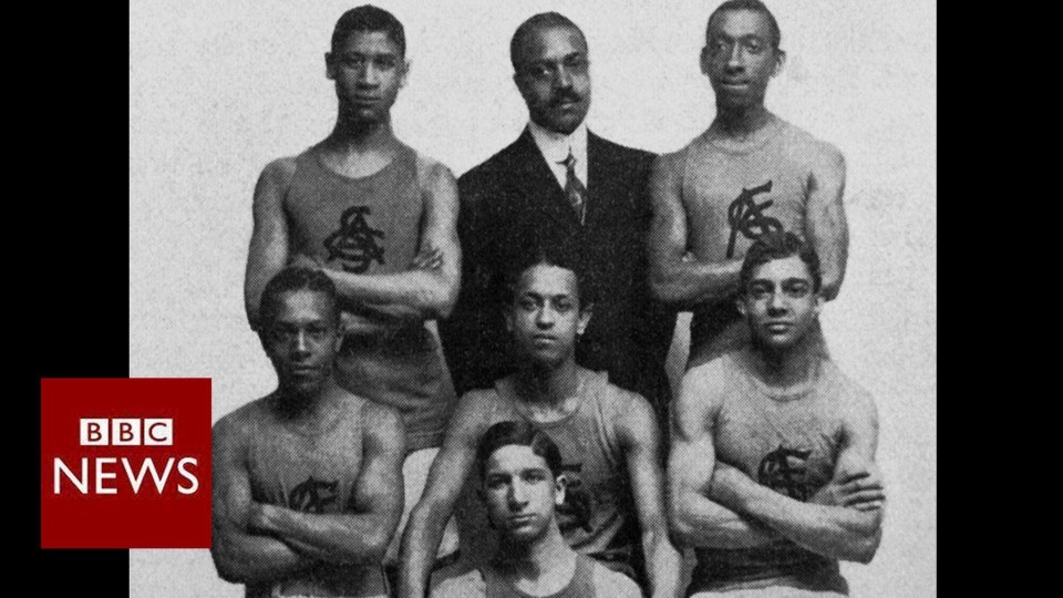 How basketball brought black people to the game – BBC News
