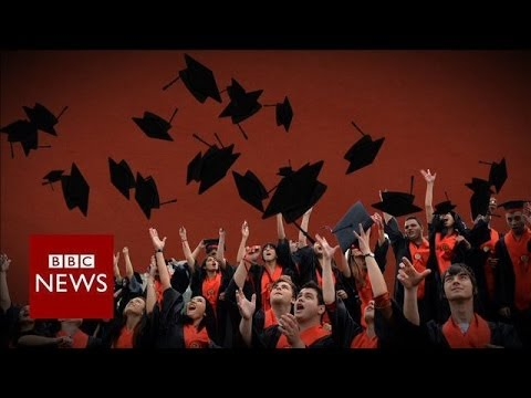 How big of a burden is student debt? – BBC News