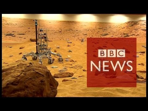 How do you get ready for a mission to Mars? – BBC News