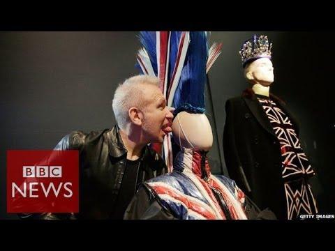 How Gaultier chooses his models – HARDtalk – BBC News