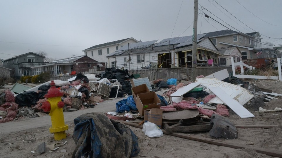Hurricane Sandy: After the storm