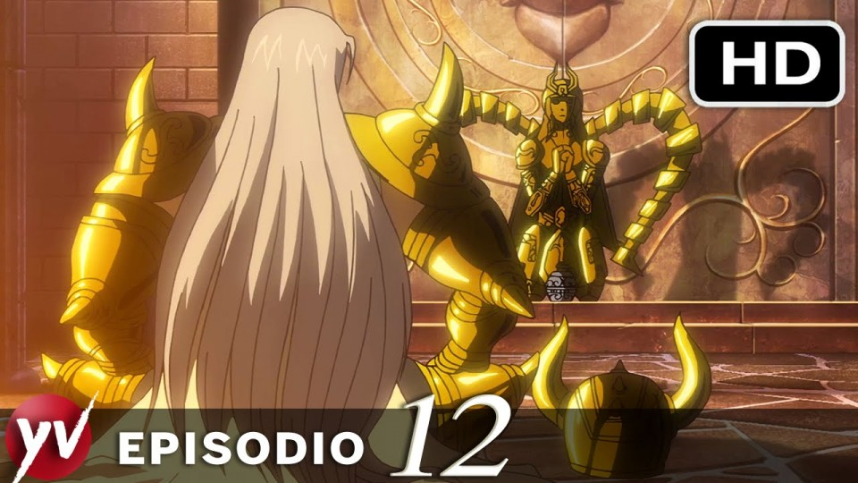 I Cavalieri dello Zodiaco: The Lost Canvas – Ep 12 [Sub Ita] | Yamato Video