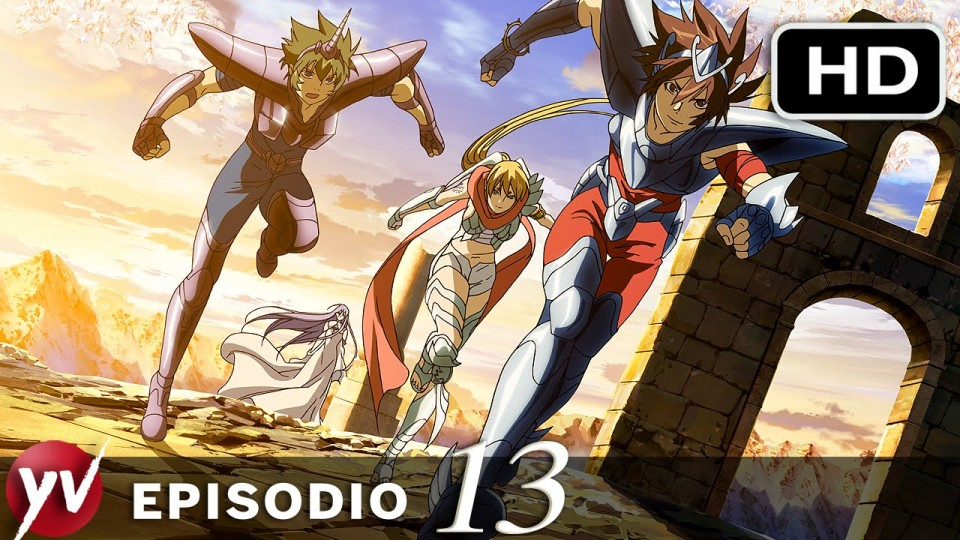 I Cavalieri dello Zodiaco: The Lost Canvas – Ep 13 [Sub Ita] | Yamato Video