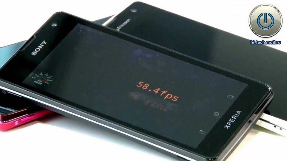 IFA 2012: Sony Xperia TX (LT29i)