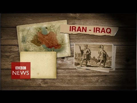 In 90 seconds: Iran & Iraq: An ancient rivalry – BBC News