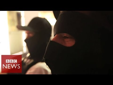Inside Mexico's feared Sinaloa drugs cartel – BBC News
