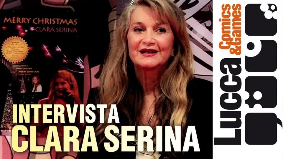 Intervista a Clara Serina – Lucca Comics 2013
