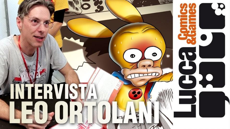 Intervista a Leo Ortolani – Lucca Comics 2013