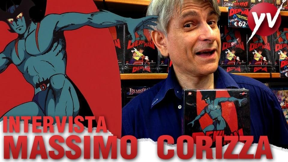 Intervista a Massimo Corizza – Evento DEVILMAN @ Yamato Shop | Yamato Animation