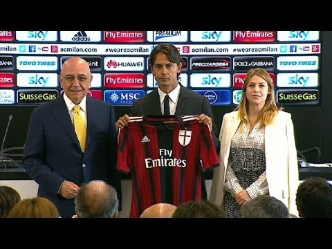 Inzaghi Official Press Conference Highlights   AC Milan Official