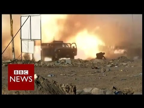 "Iraq elections ""A matter of life and death"" BBC News"