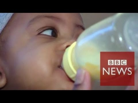 Is buying breast milk online safe? – BBC News