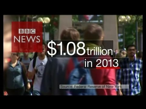 Is student debt killing the American Dream? – BBC News
