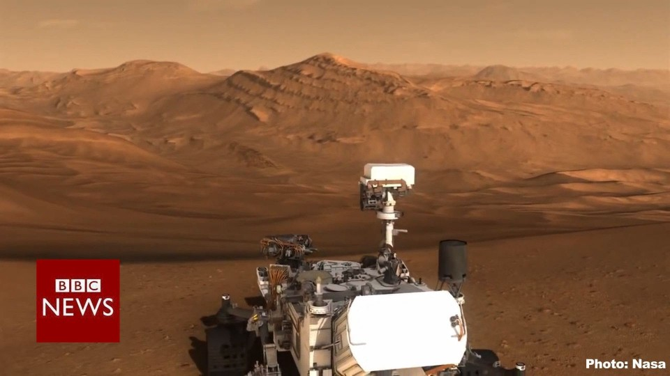 Is there life on Mars? – BBC News