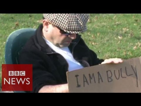 Is this how all bullies should be punished? BBC News